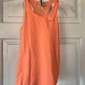 Nike Dri-fit athletic tank top girls
